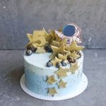 Детский торт космос на заказ москва