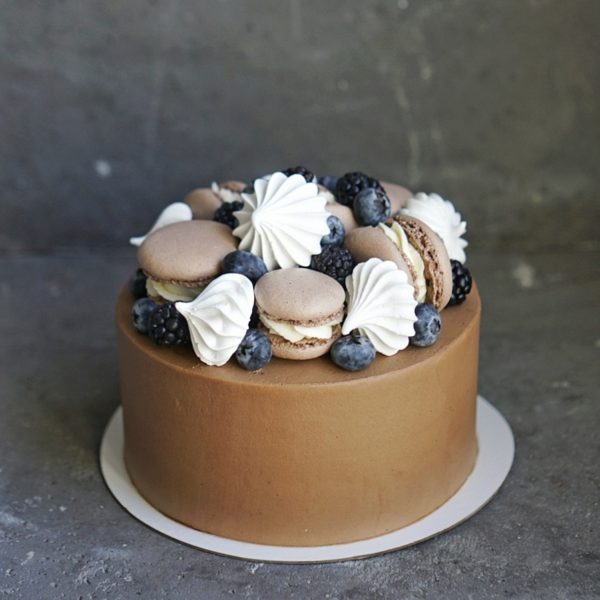 шоколадный торт на заказ москва
