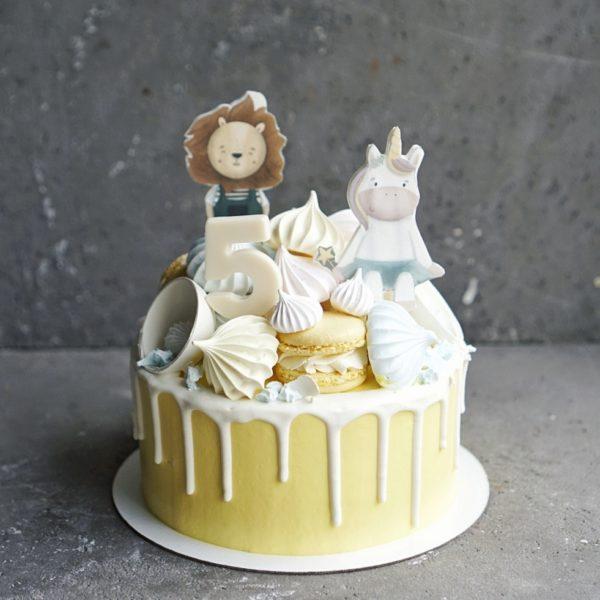 торт для ребенка на заказ москва