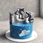 детский торт для скейтера москва