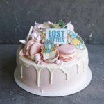 детский торт для девочки москва