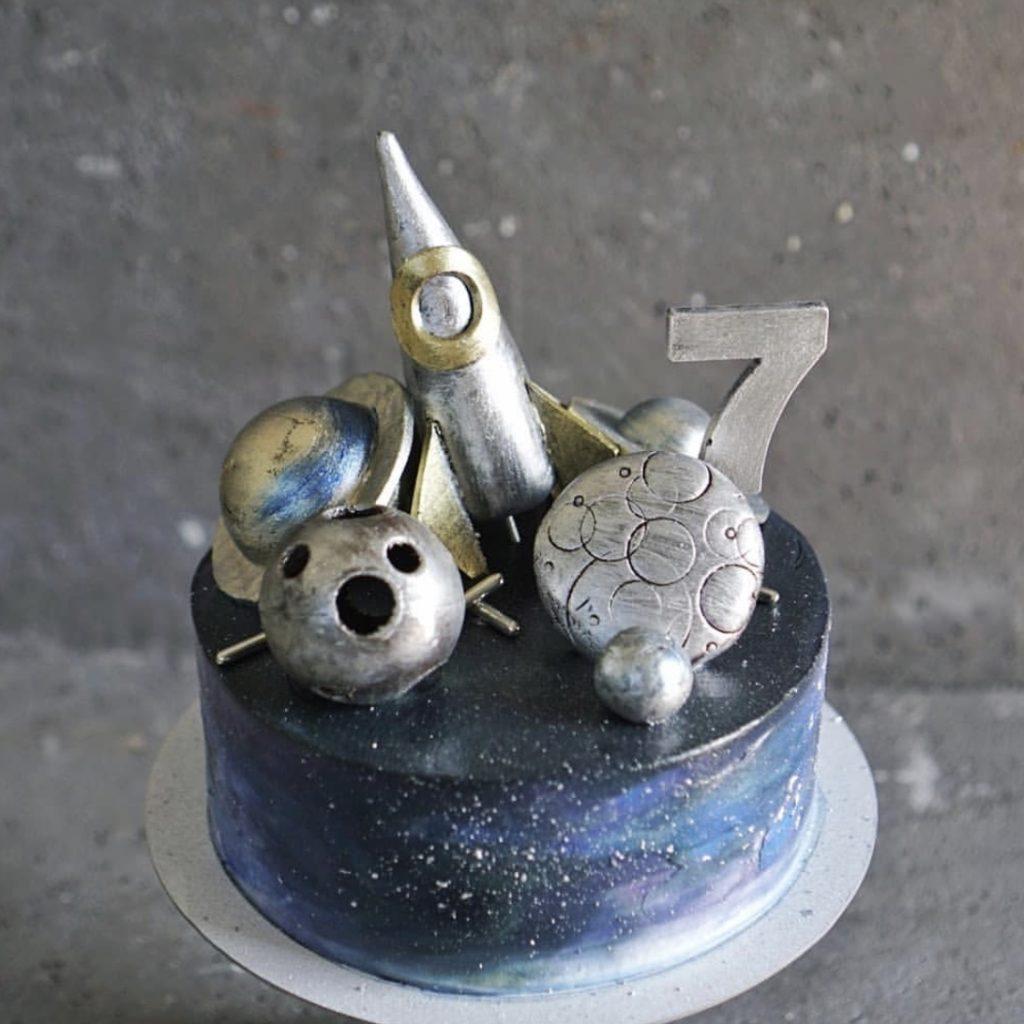 торт космос на заказ москва