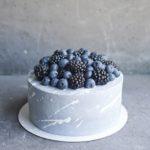 торт с ягодами на заказ москва