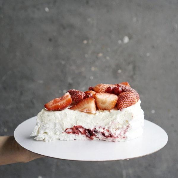 торт Павлова разрез заказать в москве