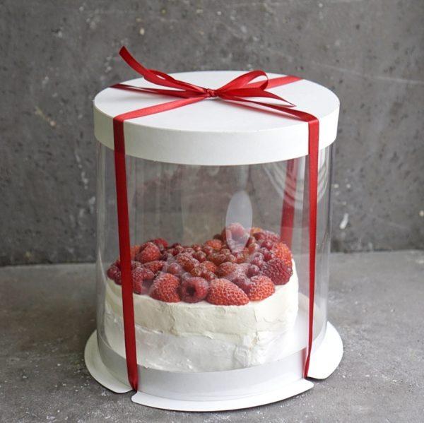 Торт Павлова в форме сердца на заказ