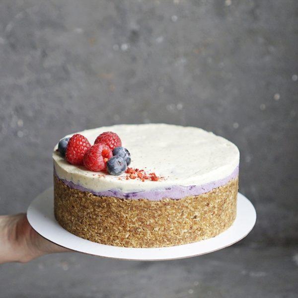 веганский торт на заказ москва
