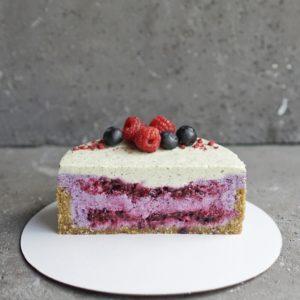 веган тарт ягодный на заказ
