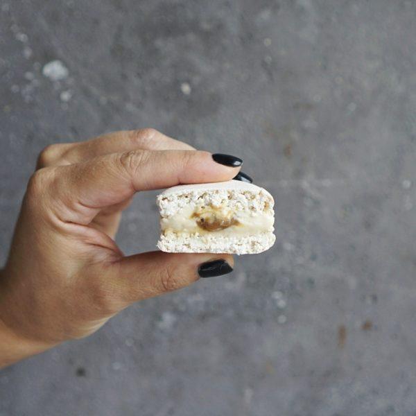 макаронс соленая карамель на заказ москва