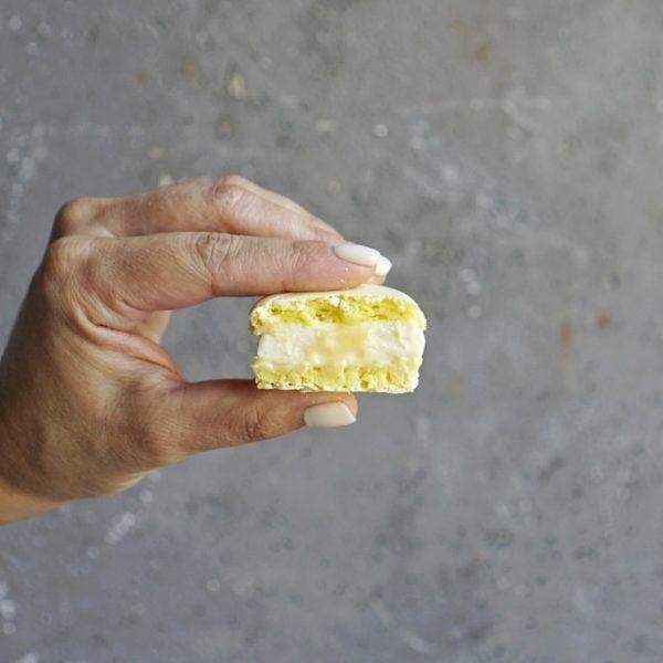 лимонные макарони купить в москве
