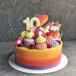 детский торт с единорогом москва