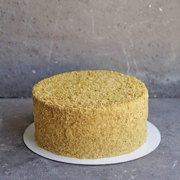 торт медовик москва