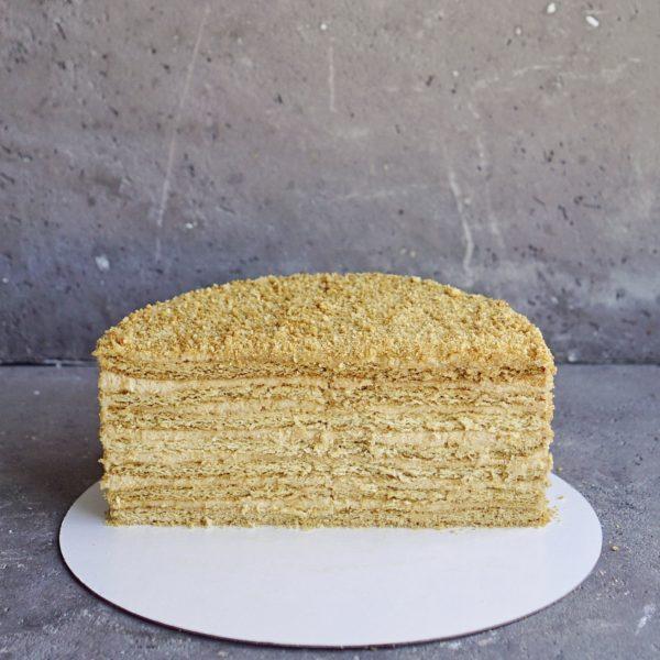 торт медовик на заказ москва