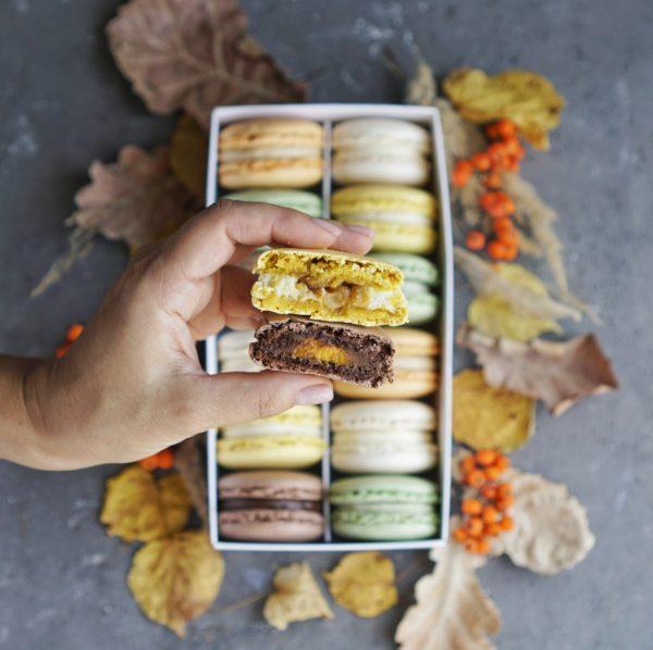 десерты макаронс на заказ