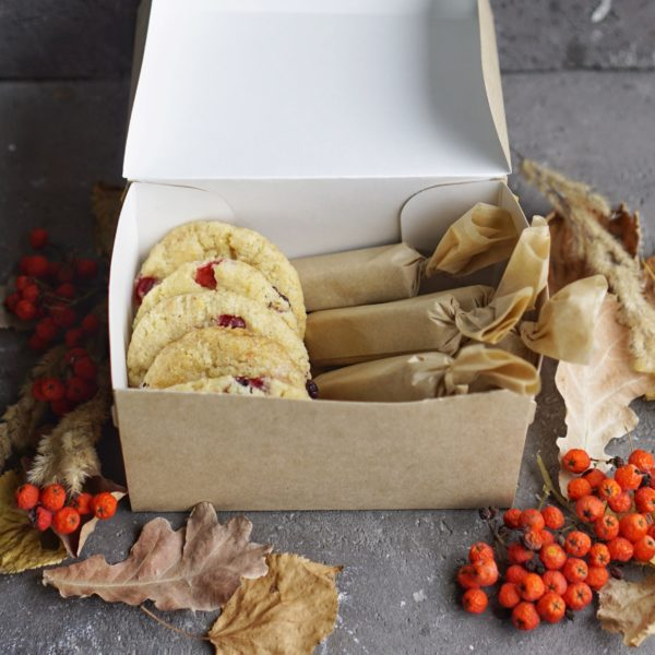 печенье на заказ москва