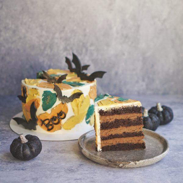 торт на Halloween москва