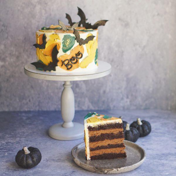 торт на Halloween на заказ